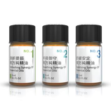 居家三寶複方純精油組-天然複方精油推薦